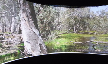 AV and Interactive Multimedia For Balranald Discovery Centre